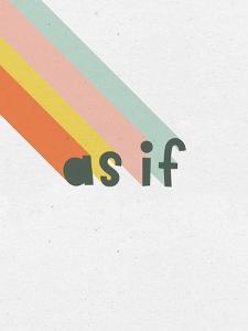 Rainbow Words I by Moira Hershey