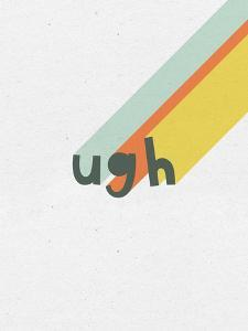 Rainbow Words II by Moira Hershey