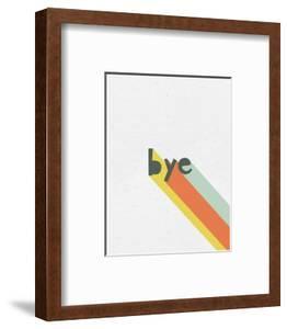 Rainbow Words IV by Moira Hershey