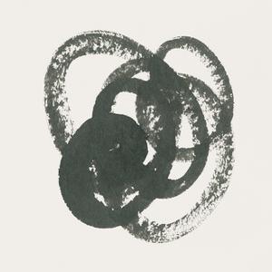 Scribbly Black II by Moira Hershey