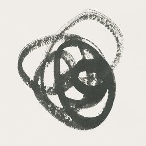 Scribbly Black III by Moira Hershey