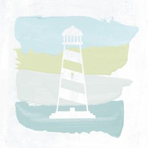 Seaside Swatch Lighthouse by Moira Hershey