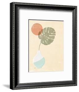 Sun Palm I Mint by Moira Hershey