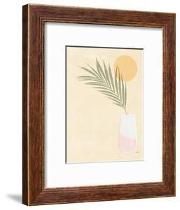 Sun Palm II Blush by Moira Hershey