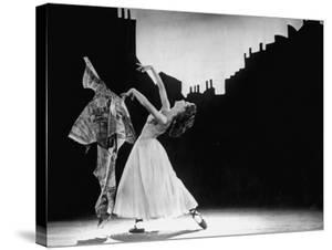 Moira Shearer Dancing in Title Ballet of Michael Powell's The Red Shoes