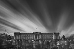 Buckingham Palace S1 BW by Moises Levy