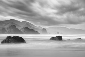Ecola Beach 1 by Moises Levy