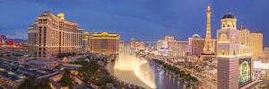 Panorama 1 Las Vegas by Moises Levy