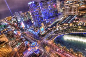 Vegas II by Moises Levy