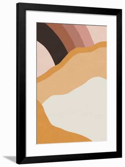 Mojave Collection - Desert-Maja Gunnarsdottir-Framed Giclee Print