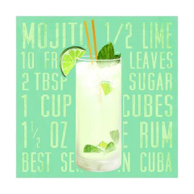 Mojito (Square)-Cory Steffen-Premium Giclee Print