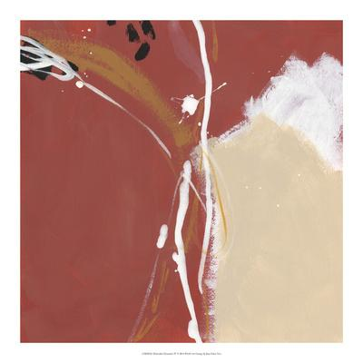Molecular Dynamics IV-June Erica Vess-Art Print