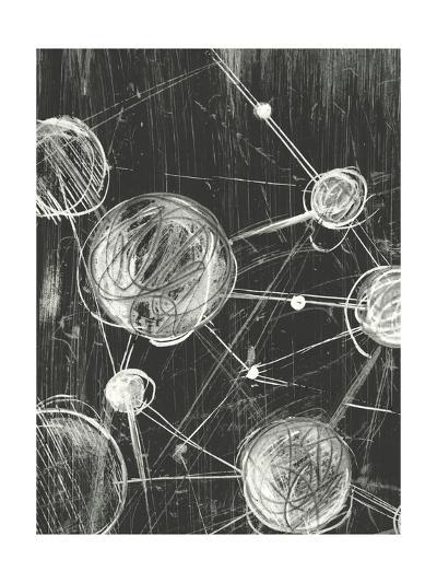 Molecular Fusion I-Ethan Harper-Art Print