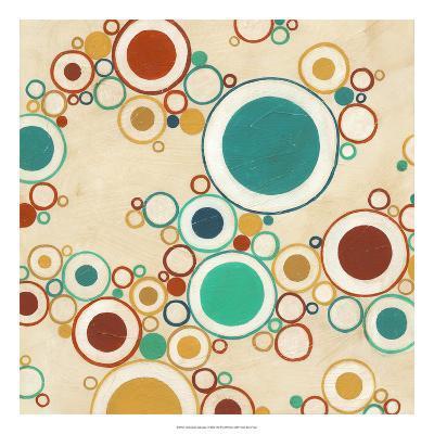 Molecular Landscape I-June Vess-Premium Giclee Print