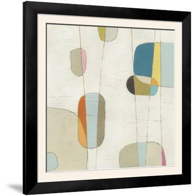 Molecular Motion II-Erica J^ Vess-Framed Photographic Print
