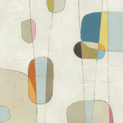 Molecular Motion II-Erica J^ Vess-Art Print