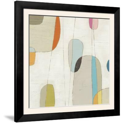 Molecular Motion III-Erica J^ Vess-Framed Photographic Print