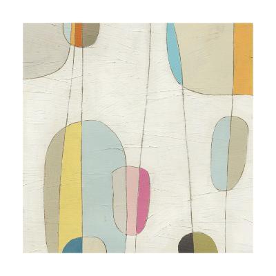 Molecular Motion IV-Erica J^ Vess-Art Print