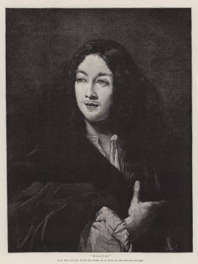 Moliere--Giclee Print
