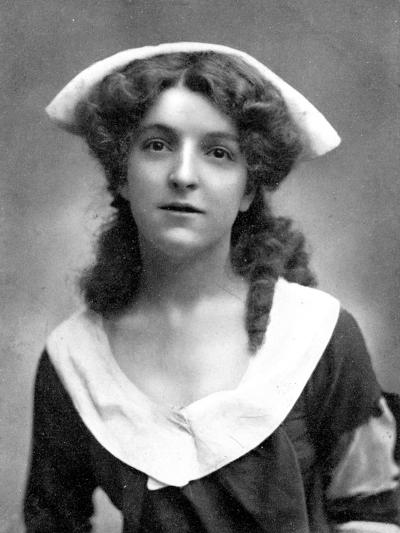 Molly Mcintyre (1886-195), Scottish Actress, 1905-W&d Downey-Giclee Print