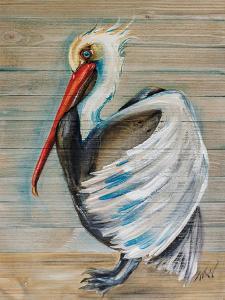 Pelican by Molly Susan