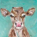 Mr. Donkey-Molly Susan-Art Print