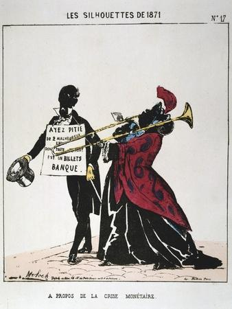 A Propos De La Crise Monetaire, 1871