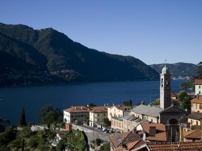 Moltrasio, Lake Como, Lombardy, Italian Lakes, Italy, Europe-Angelo Cavalli-Photographic Print