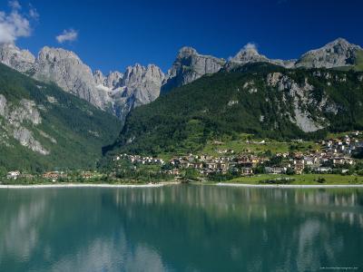 Molveno, Brenta Dolomites, Alto Adige, Italy, Europe-Gavin Hellier-Photographic Print