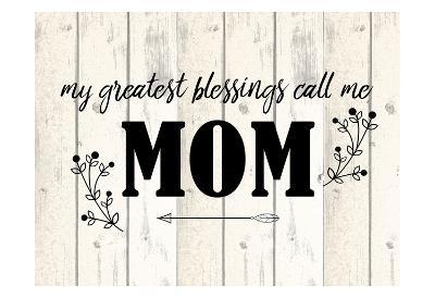 Mom-Kimberly Allen-Art Print