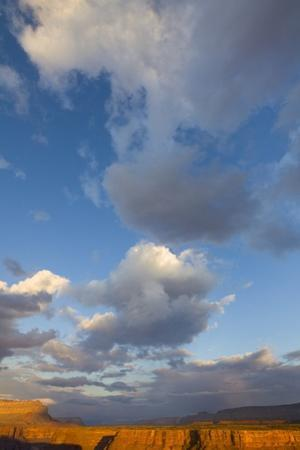 Cumulus Clouds in Grand Canyon by Momatiuk - Eastcott