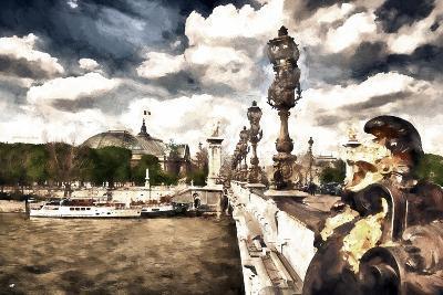 Moment in Paris-Philippe Hugonnard-Giclee Print