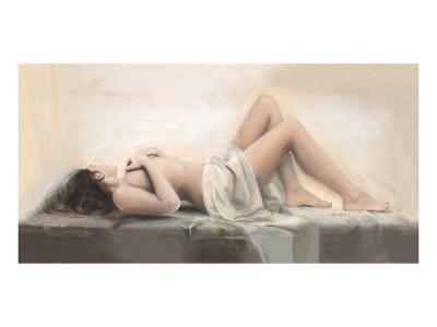 Moment of Peace-Talantbek Chekirov-Art Print