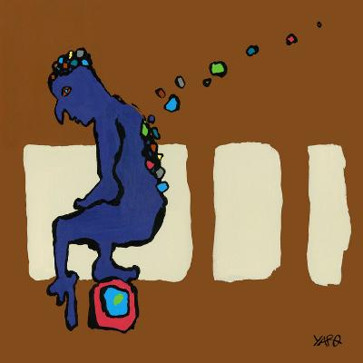 Momento-Yaro-Art Print