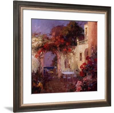 Moments Away-Pino Daeni-Framed Art Print