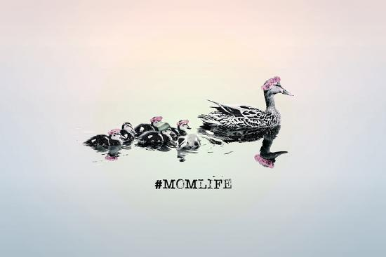#MomLife--Art Print