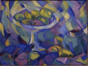 Fruit Still Life, c.1913-14 by Mommie Schwarz