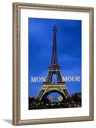 Mon Amour-Cora Niele-Framed Giclee Print