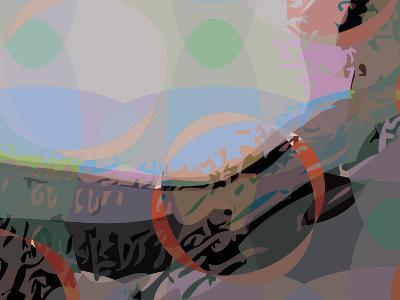 Mona 9-Scott J. Davis-Giclee Print