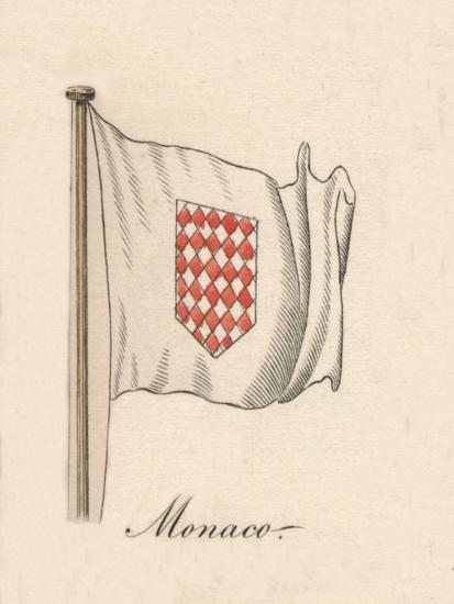 'Monaco', 1838-Unknown-Giclee Print