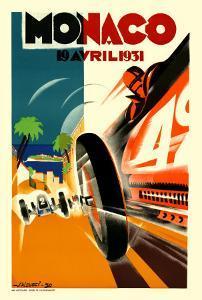 Monaco Grand Prix, 1931