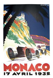Monaco Grand Prix, 1932