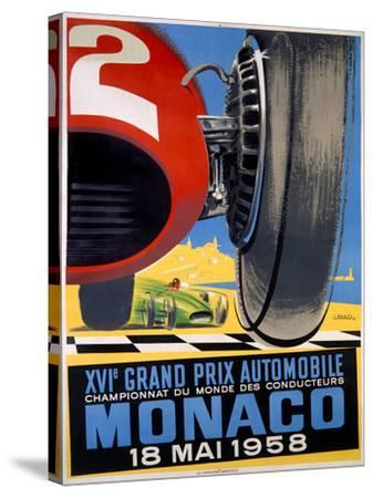 Monaco Grand Prix F1, c.1958