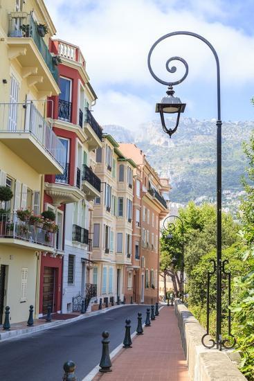 Monaco-Ville, Monaco, Cote D'azur-Fraser Hall-Photographic Print