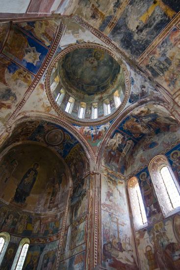 Monastery Gelati Near Kutaisi, Georgia, Caucasus-Michael Runkel-Photographic Print