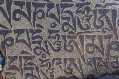 Monastery near Thag Thok, Chemde Valley-Guido Cozzi-Photographic Print