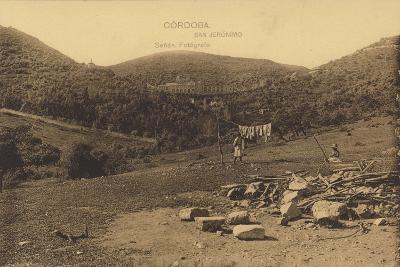 Monastery of San Jeronimo, Cordoba, Spain--Photographic Print