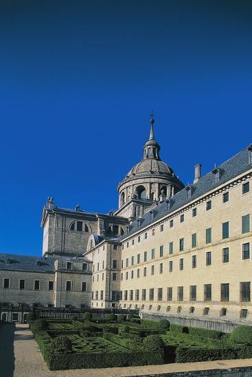 Monastery of San Lorenzo De El Escorial--Giclee Print