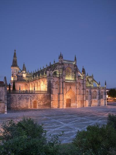 Monastery of Santa Maria Da Vitoria, Batalha, Estremadura, Portugal-Michele Falzone-Photographic Print