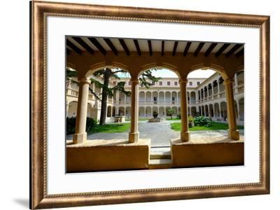 Monastery of Santa Maria de la Real, Majorca, Balearic Islands, Spain, Europe-Carlo Morucchio-Framed Photographic Print